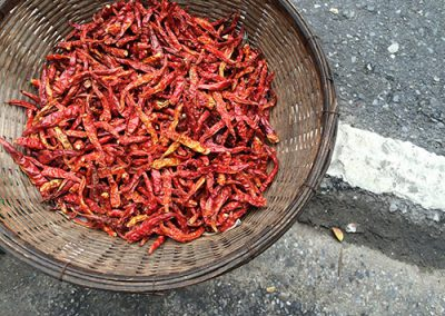 chili on a street
