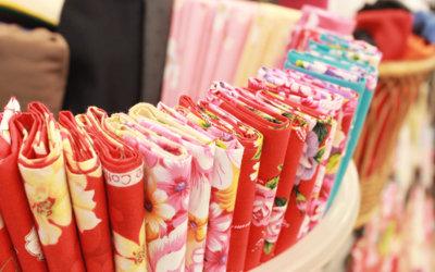 手芸好きにはたまらない台北の手芸市場=永楽市場。旅情報サイトのtabinocoでご紹介しました